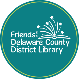 Friends of the Delaware County District Library logo
