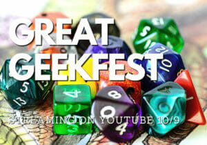 the great geekfest 2021